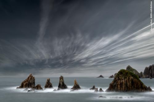 SPS Ribbon-Playa Stacks-Malcolm Cook-England